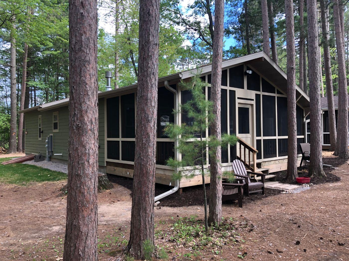 Eagle River Cabin Rental - Bass Cabin